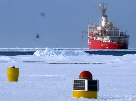 The Environment of the Arctic: Climate, Ocean and Sea Ice (TEA-COSI)